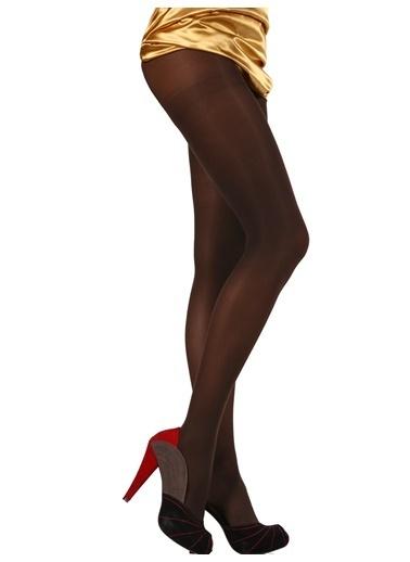 Kalın Mat Külotlu Çorap -Pierre Cardin